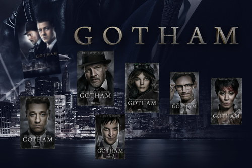 Gotham bluray dvd