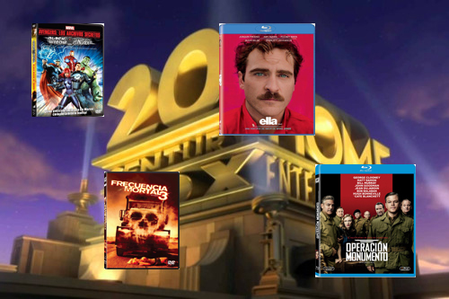 Estrenos 20th Century Fox Junio 2014