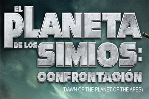 planeta de los simios confrontacion bluray dvd