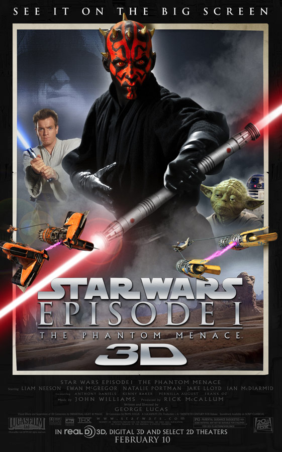 star wars 3d oficial