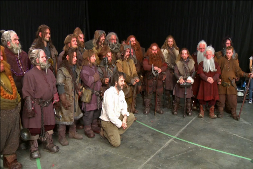 the hobbit dwarfs enanos