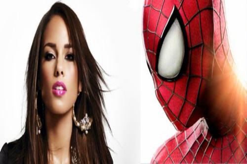 alicia keys spiderman 2