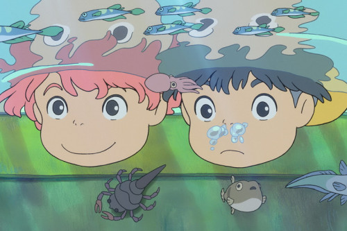ponyo secreto sirenita zima entertainment