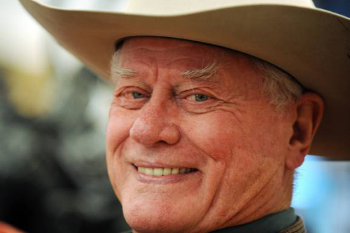 JrErwing Larry Hagman famosos fallecidos Dallas