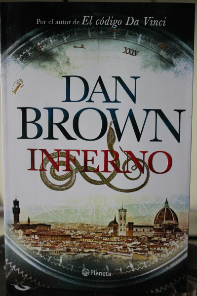 Dan Brown Inferno libro
