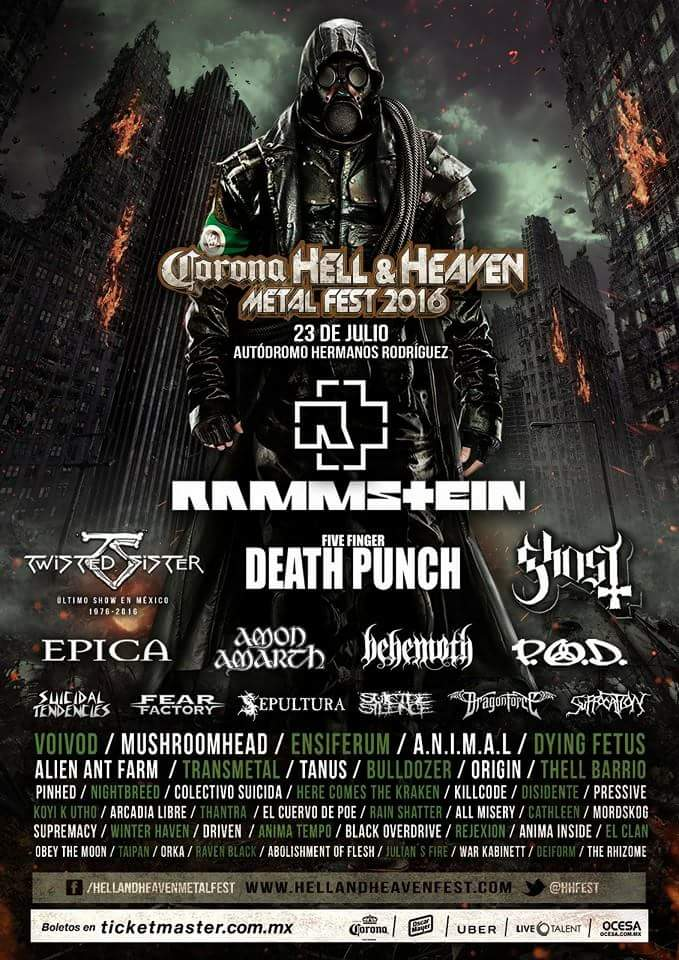 HELL AND HEAVEN 2016 ANUNCIO FINAL MAY
