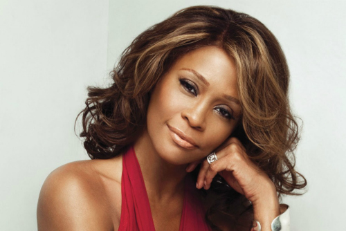 Whitney Houston, famosos fallecidos