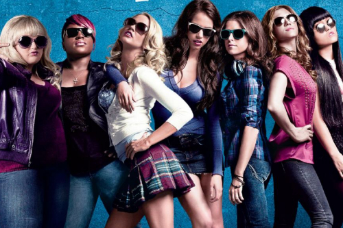 Premiere Notas perfectas Pitch Perfect
