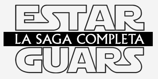 ESTAR GUARS La Saga Logo