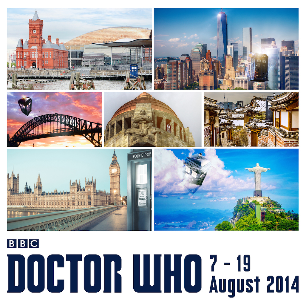 Doctor Who The World Tour