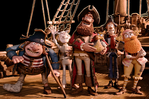 The Pirates Band of Misfits piratas una loca aventura
