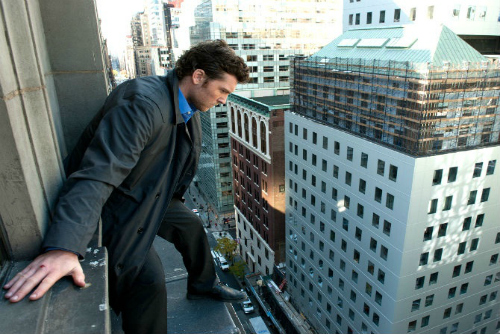 al borde del abismo, sam worthington