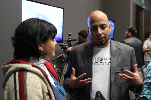 Hector Sanchez Injustice entrevista cinent
