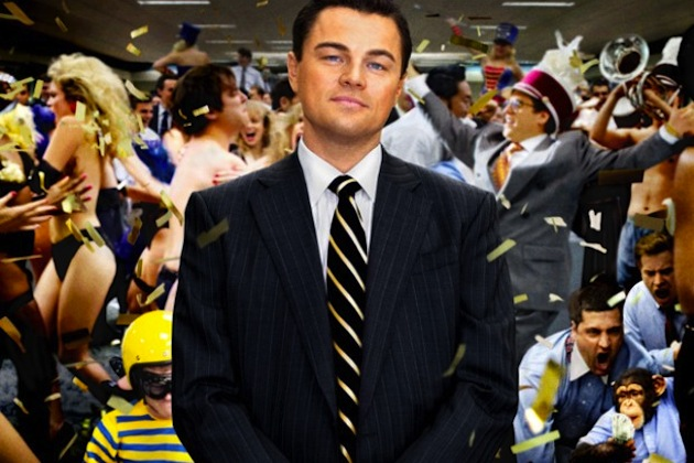 Wolf Of Wall Street Dicaprio